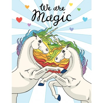 Unicorns We are Magic