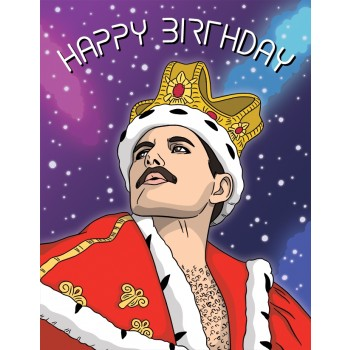 Freddie Mercury Happy Birthday