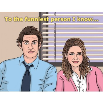 Jim & Pam Love
