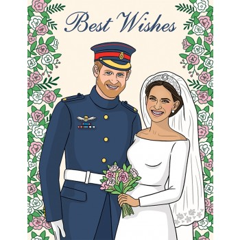 Royal Wedding Best Wishes