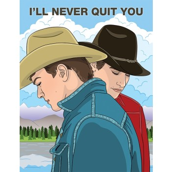 I'll Never Quit You