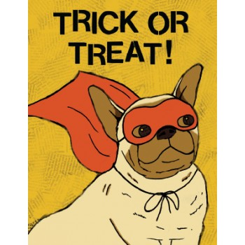 Dog-Trick or Treat