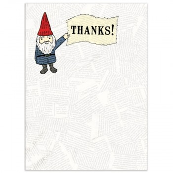 Gnome Thanks (8 pack)