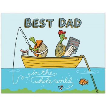 Dad's Day - Fishing