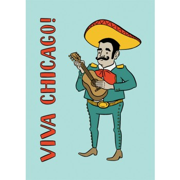 Viva Chicago Mariachi Guy