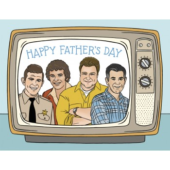 TV Dads Father's Day