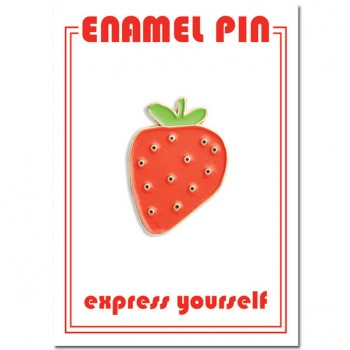 Pin - Strawberry