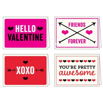 Valentine Stationery Set