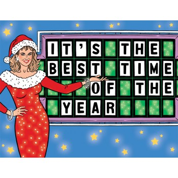Wheel of Fortune Holiday