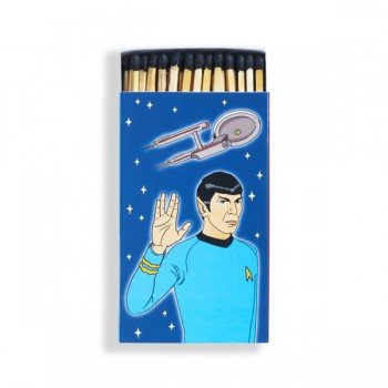 Matches - Live Long and Prosper