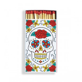 Matches - Sugar Skull