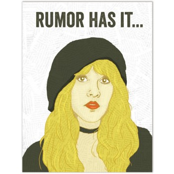 Stevie Nicks Rumor Has It....