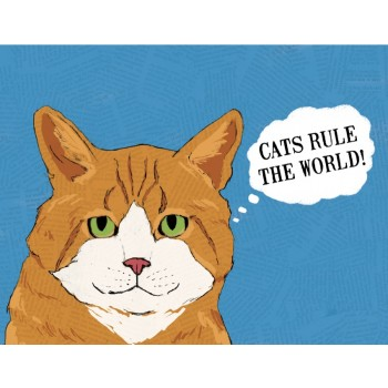 Cats Rule The World