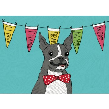 Thanks Bowtie Pooch