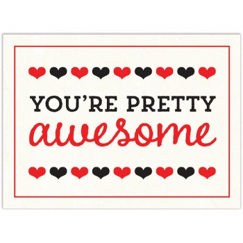 You're Pretty Awesome