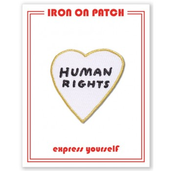 Patch - Human Rights Heart