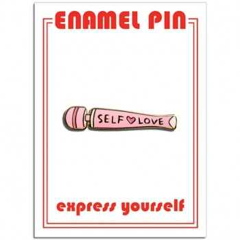 Pin - Self Love Vibrator