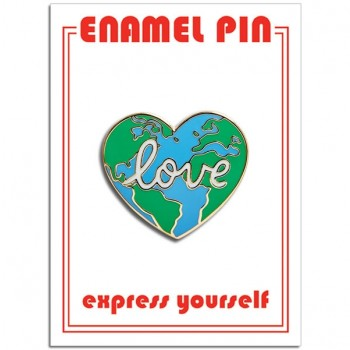 Pin - Love Earth
