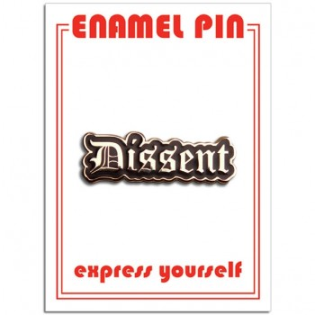Pin - Dissent