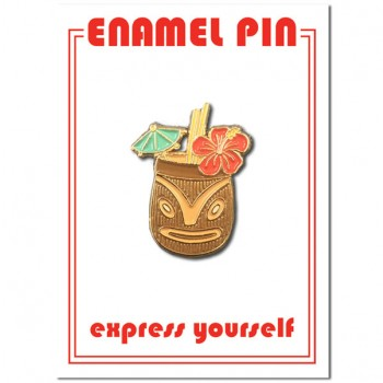 Pin - Tiki Drink
