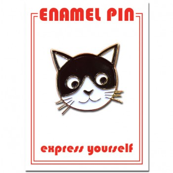 Pin - Kitty