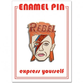 Pin - Rebel