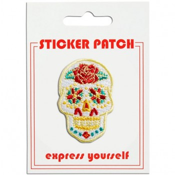 Sticker Patch - Sugar Skull