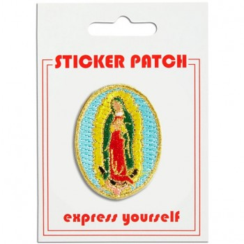 Sticker Patch - Virgin de Guadalupe