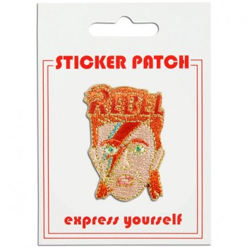 Sticker Patch - Bowie