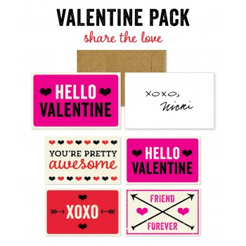 Mini Valentine Pack