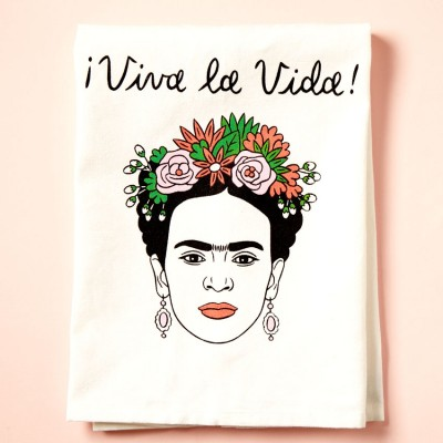 Tea Towel Frida Kahlo