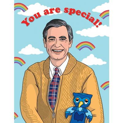 Mister Rogers Happy Birthday