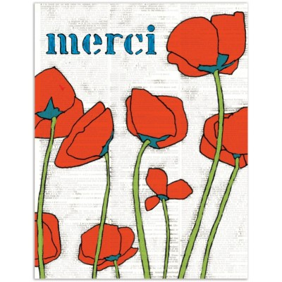 Poppies-Merci