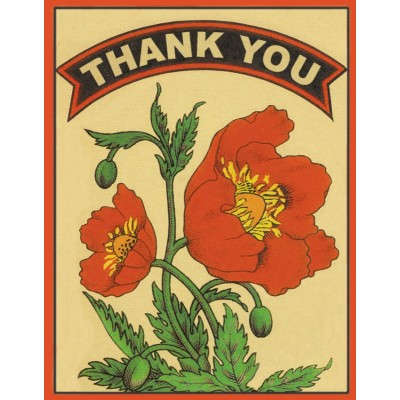 Poppies-Thank You