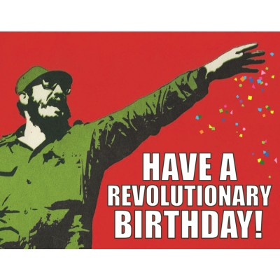 Revolutionary Birthday