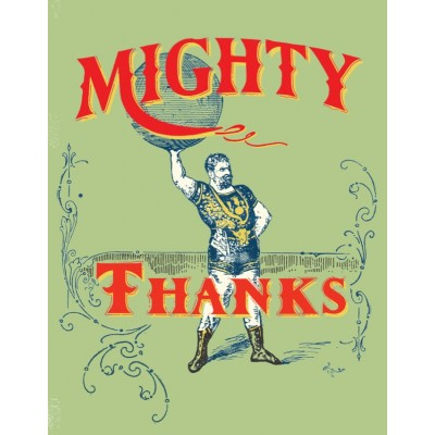 Mighty Thanks