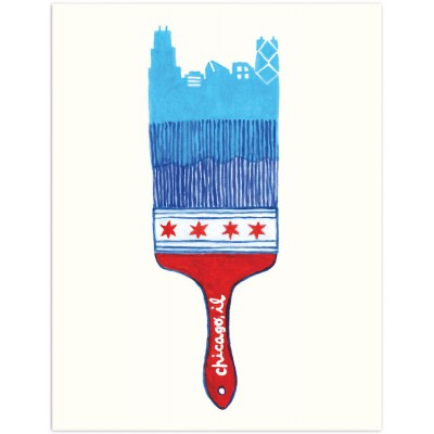 Paintbrush-Chicago