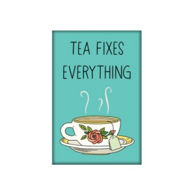 Magnet - Tea Fixes Everything