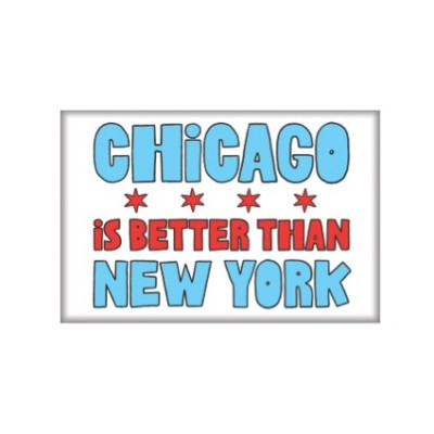 Magnet - Chicago > NY