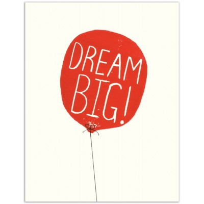Red Balloon-Dream Big