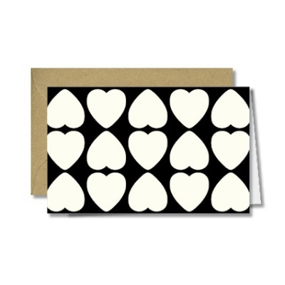Black Hearts Enclosure (8/box)