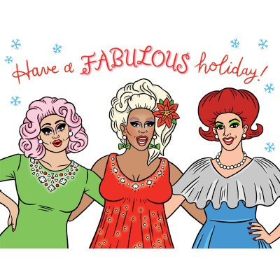 Have a Fabulous Holiday