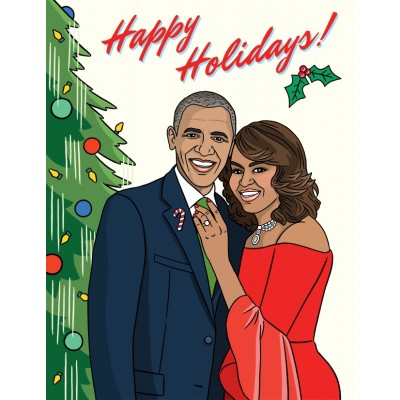 Obamas Happy Holidays