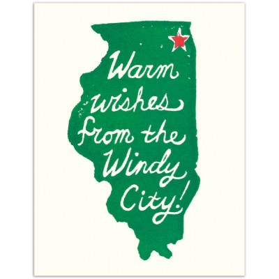 Windy City Warm Wishes