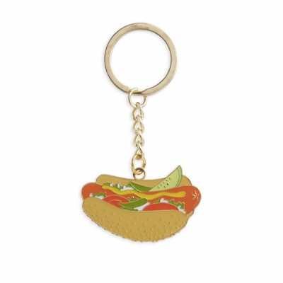 Key Chain - Hot Dog