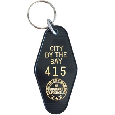 Key Tag - City By The Bay
