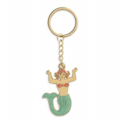 Keychain - Mermaid