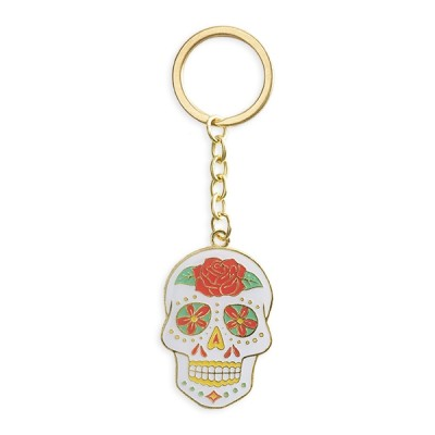 Key Chain - Sugar Skull
