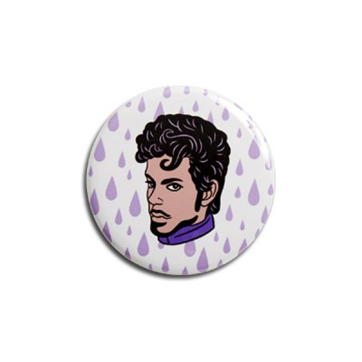 Round Magnet - Prince