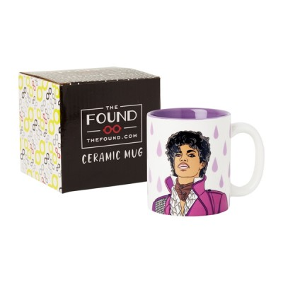 Coffee Mug: Purple Rain